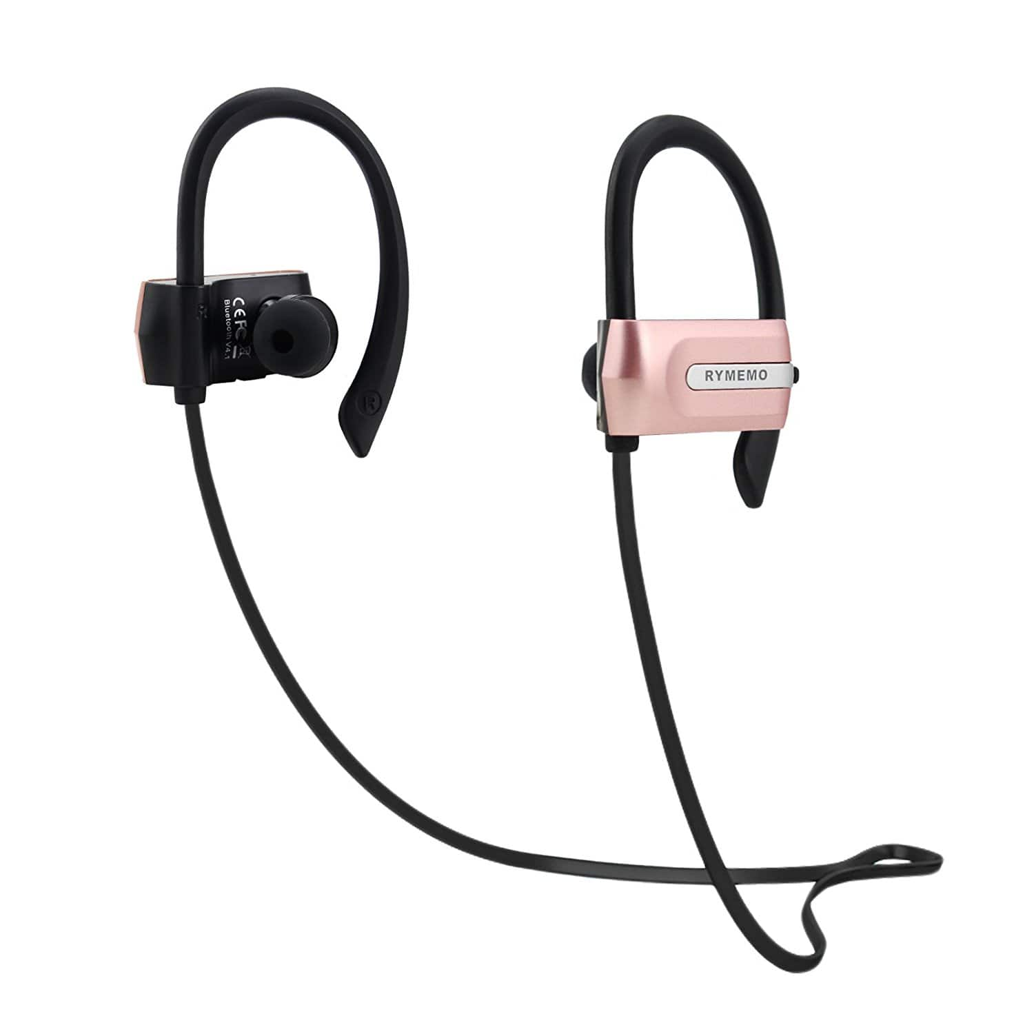 Wireless Bluetooth Headset Headphones with Noise Cancelling for $9.44 @ Amazon