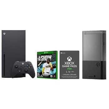 Costco Members: 1TB Xbox Series X Bundle w/ Seagate Expansion Card & More $789.99