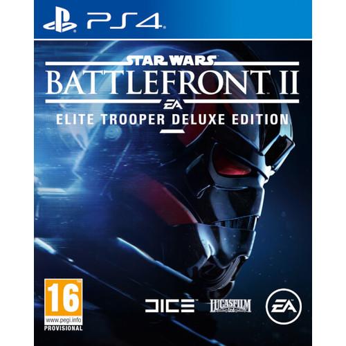Star Wars Battlefront II: Elite Trooper Deluxe Edition PS4 $59.88