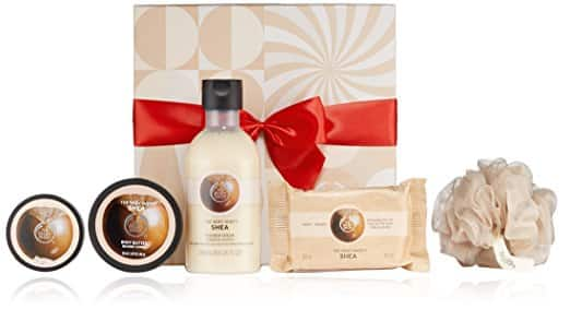 Body Shop Festive Pick Small Gift Sets 6.00 amazon prime
