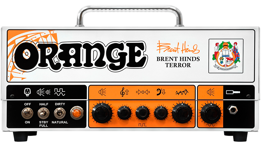 Orange Amplifiers Brent Hinds Terror 15W Tube Guitar Amp Head $299