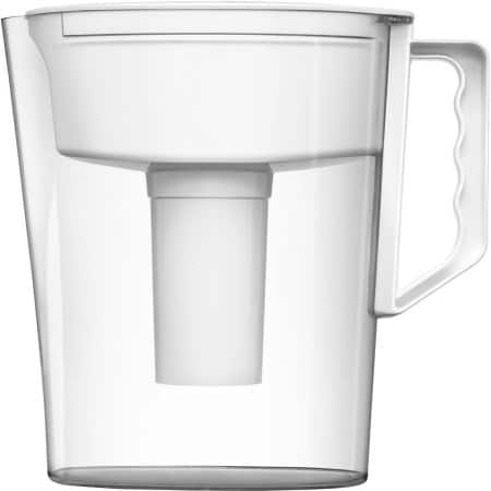 $8.84 Brita 5 Cup Slim BPA Free Water Pitcher with 1 Filter, White