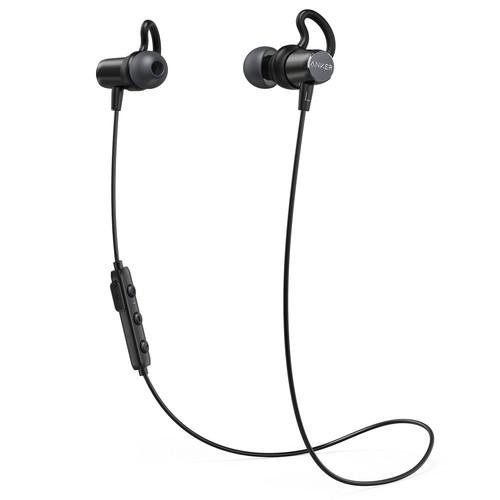 Anker SoundBuds Surge Lightweight Wireless Headphones - $17.99