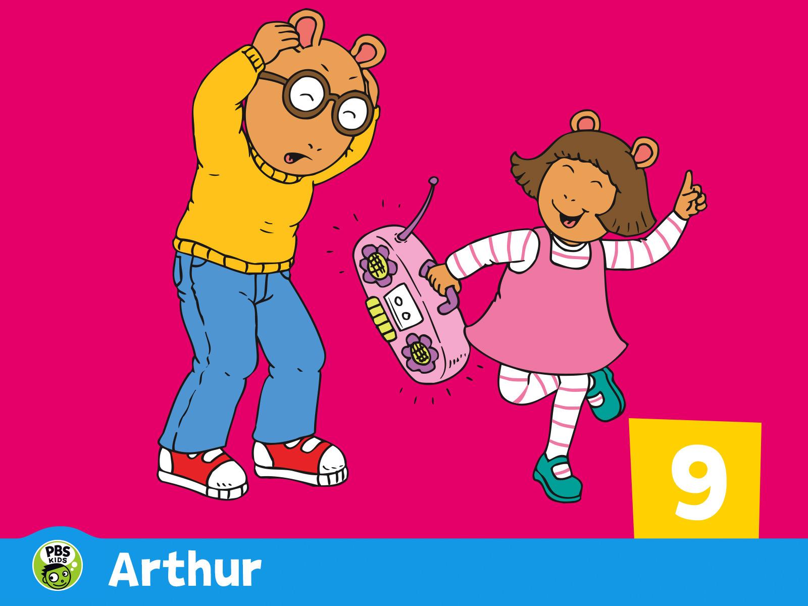 Arthur: Season 9 (Digital SD) - Slickdeals net