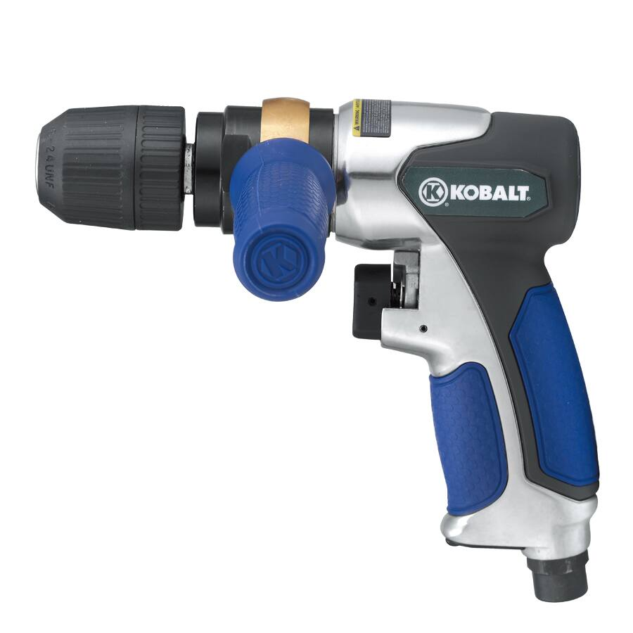 Kobalt Forward Reverse Rocker Switch Air Drill 6 24 Lowes Ymmv