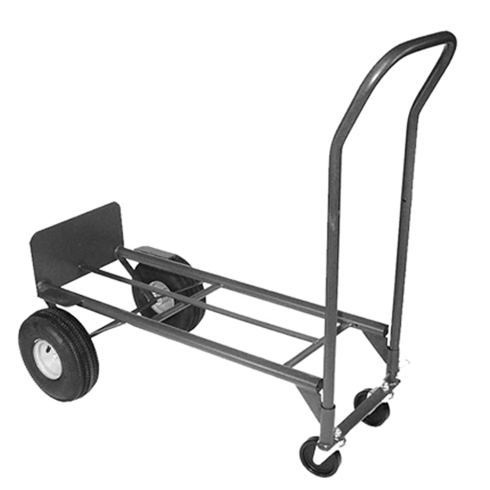 800 lb. Capacity 2-Way Convertible Hand Truck New Account Pick Up Only $49.82