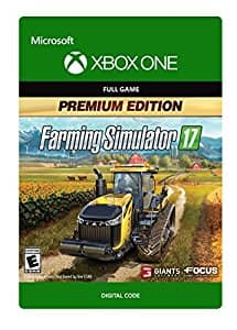 Farming Simulator 17 Premium Edition - Xbox One Digital Code $24.75 (Reg $75)