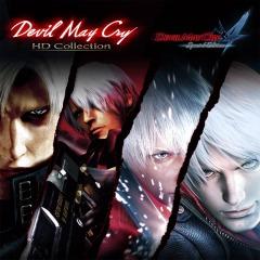 Devil May Cry 1,2,3 & 4 Bundle $11.24 (PS4 Digital)