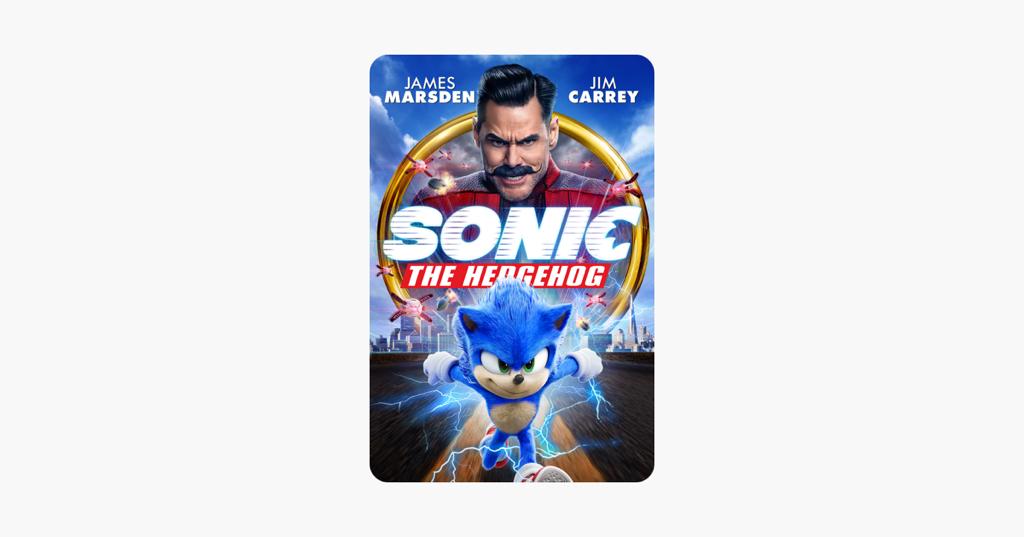 Sonic The Hedgehog on iTunes 4K HD Rental $1