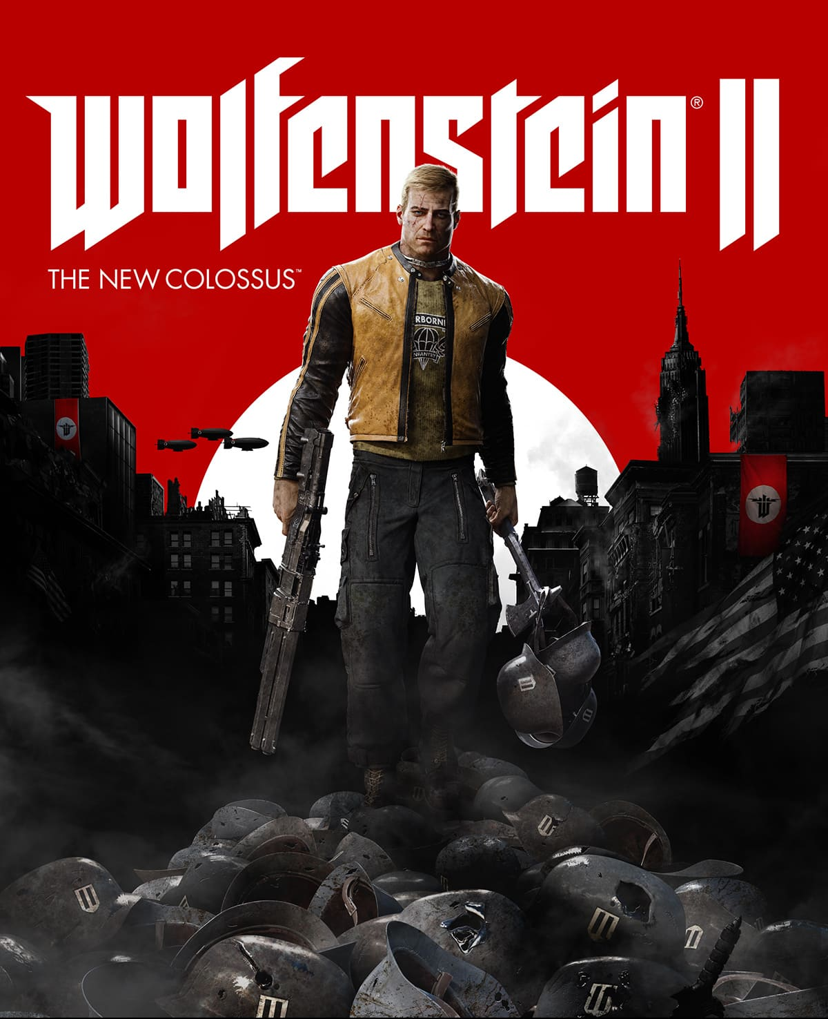 Wolfenstein II: The New Colossus (PC Digital) and Others - 25% Off on top of Cyber Monday Prices (Requires Coupon Code)