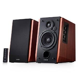 Edifier R1700BT Powered Bluetooth Bookshelf Speakers $130 (save $20)