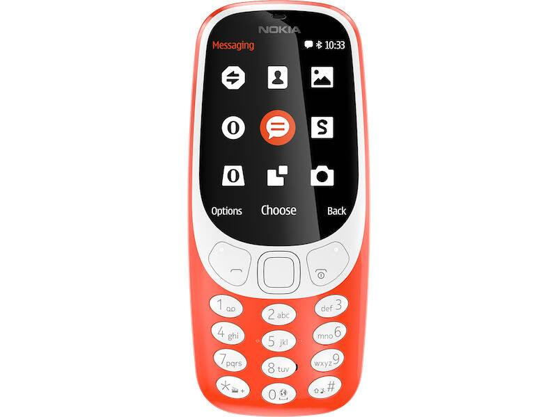 Nokia 3310 3G cellphone unlocked - Preorder