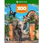 Zoo Tycoon (Xbox One) used at Gamefly.com for $15 +tax