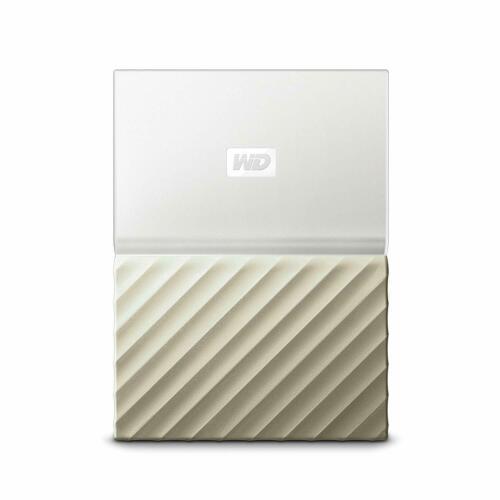 4TB WD My Passport Ultra USB 3.0 External Portable Hard Drive (White Gold) $76.49 + Tax. Free Shipping