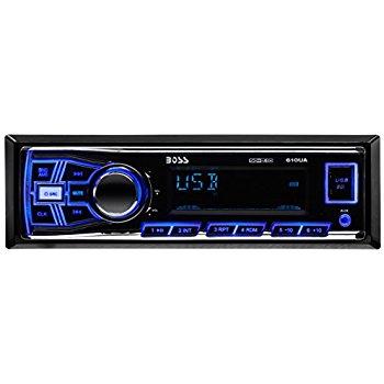 Amazon Prime Memebers: BOSS Audio 612UA Single Din for $17.99