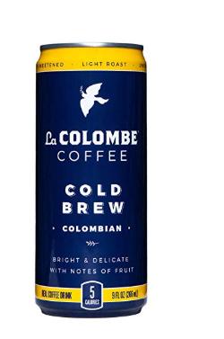 La Colombe Pure Black Colombian Cold-Pressed Coffee - 9 Fl. Oz., 16 Count - $12.99