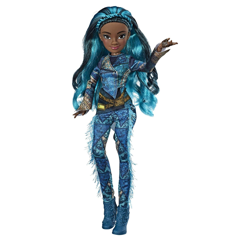 Disney Descendants Uma Fashion Doll, Inspired by Descendants 3, Brown - $11
