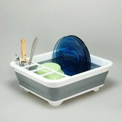 Collapsible Dish & Utensil Drying Rack for $5