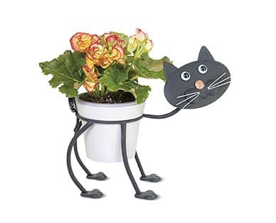 Gardenline Metal Animal Planters (In-Store) $8.99