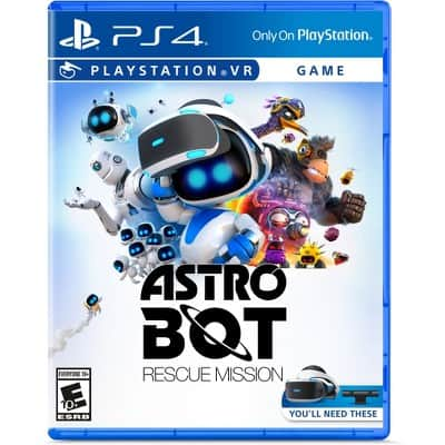Astro Bot: Rescue Mission - PlayStation VR $19.99
