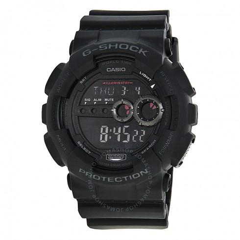 Casio G-Shock GD100-1B Military Men's Watch for $57 w/ FS @ Jomashop