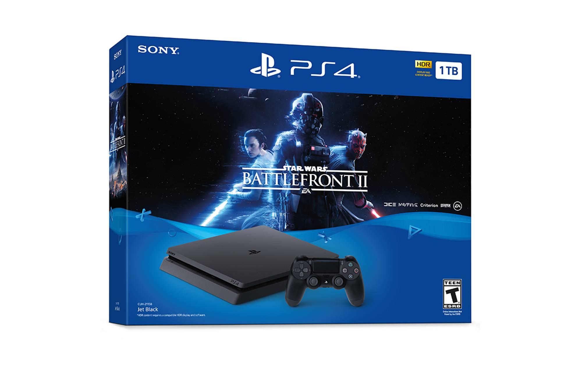 Target - PS4 1TB - Star Wars Battlefront Bundle - $249.99 or lower