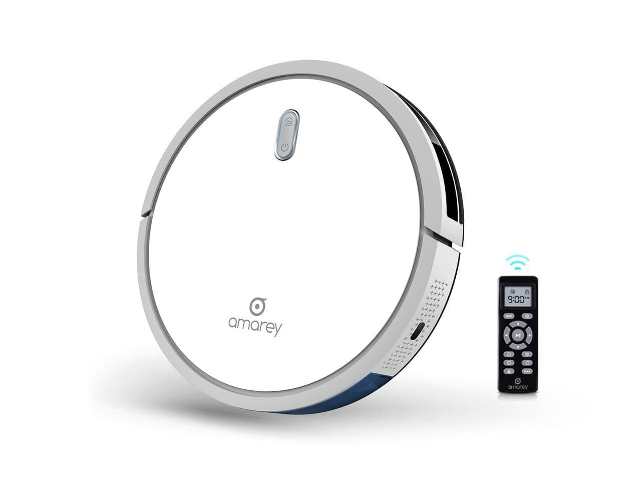 Ultra-strong Amarey A800 Robot Vacuum Cleaner $99.99