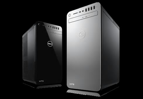 New XPS Tower - 7th Gen 17-770, 16GB RAM, AMD Radeon™ RX 560 $799.99
