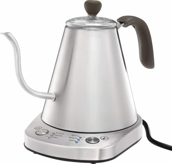 Caribou Coffee 0.8L Electric Kettle Stainless Steel for $39.99 w/ FS @ Best Buy