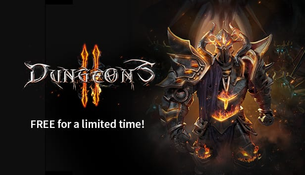 Dungeons 2 Game (PC) for $0 downloaded @ Humble Bundle