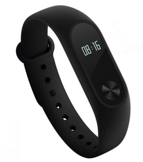 Original Xiaomi Miband 2 OLED Display Heart Rate Monitor Bluetooth Smart Wristband Bracelet $18.74