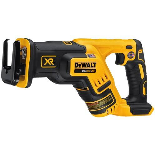 DEWALT 20-Volt MAX XR Li-Ion Cordless Brushless Compact Reciprocating Saw  + Free 6ah battery [$145.06 after coupon]