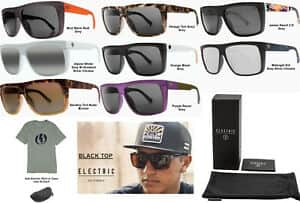 Electric Black Top Sunglasses - Various Colors MSRP $100 - $24.99 to $59.99 (+ $6-7 shipping)