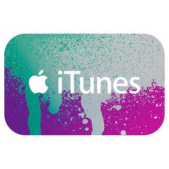 Costco Website: iTunes Gift Cards $200 for $164.99, $100 for $84.49, $25 for $21.49