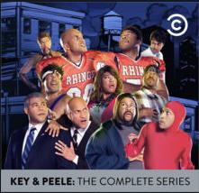 Key & Peele Complete Series: $19.99 on iTunes (HD)