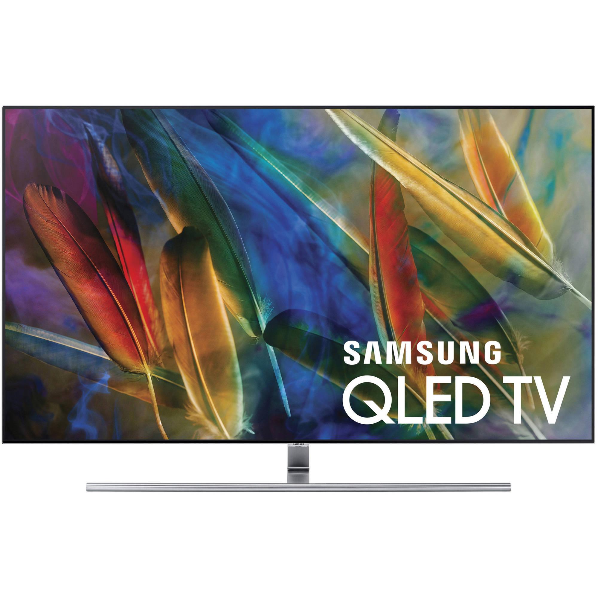 """Samsung 55""""Class Q7F Series QLED 4K TV (QN55Q7FAMFXZA) - Walmart YMMV B&M - $799"""