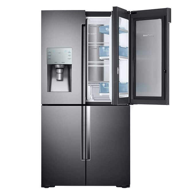 Samsung 28cuft (RF28K9380SR)  refrigerator for $2399 at Costco.com