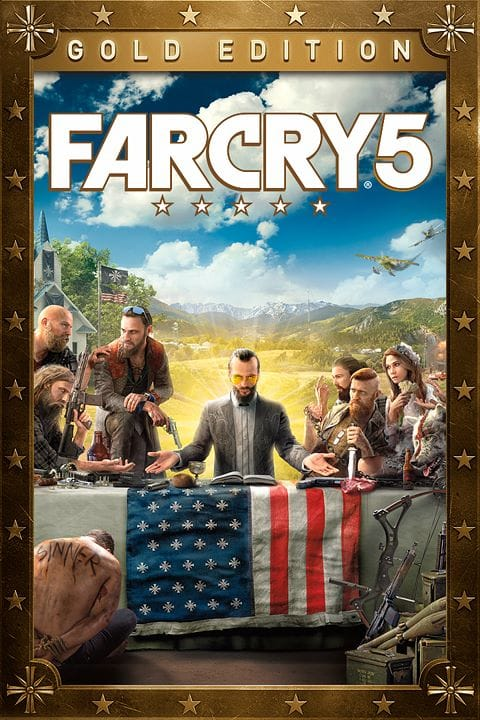 Far Cry 5 Gold Edition (Xbox One Digital Download) $29 7