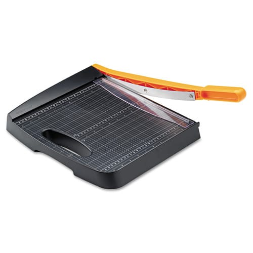 "Amazon Prime: Fiskars Paper Trimmer (12"" Cut Length) $15.49 Best Price per CCC"