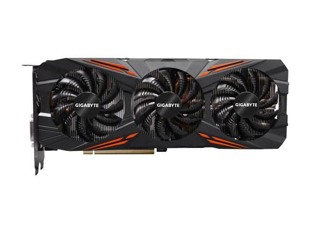 Gigabyte GeForce GTX 1070 G1 Gaming - 389.99 after $20 MIR (With Gears of War 4 promo code)