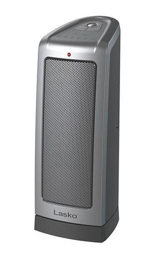 Lasko Ceramic Tower Heater $26.40 Free Ship Target