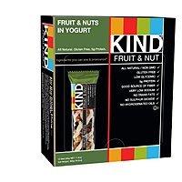 KIND Bars, Fruit & Nuts in Yogurt, Gluten Free, 12 Count - as low as $  9.48 w/ S&S  - AMAZON