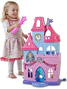 Fisher-Price Little People Disney Princess Magical Wand Palace Playset - $31.99 - AMAZON + FS