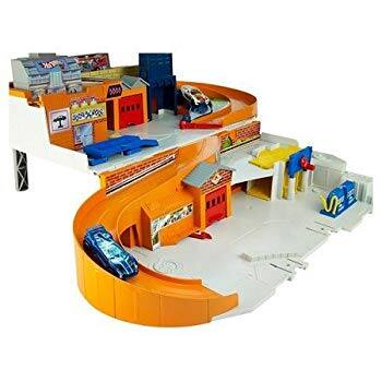 Hot Wheels Sto and Go Playset - $14.99 or less - in store target or free ship with google pay