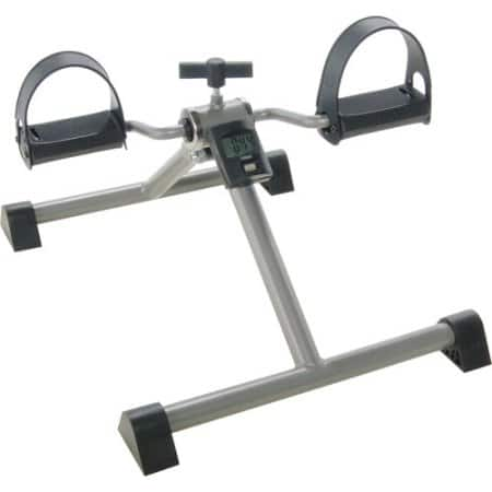 Gold's Gym Folding Upper & Lower Body Cycle with Monitor $19.42 + Free Store Pickup @ Walmart