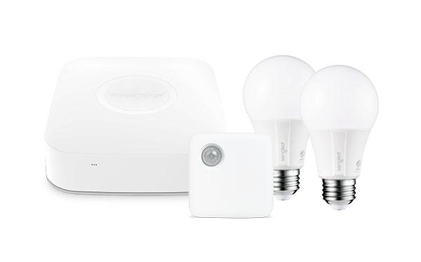 SmartThings Lighting Kit (Hub, Motion Sensor, 2x Sengled A19 Bulbs) - $99 + Free Shipping @ smartthings.com