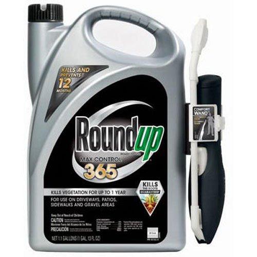 Add-On Item: Roundup Max Control 365 Ready-to-Use Comfort Wand Sprayer (1.33-Gallon) - $7.00 @ amazon.com