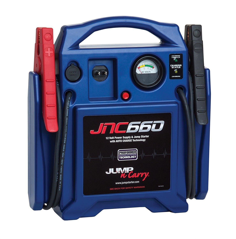 Jump-N-Carry JNC660 1700 Peak Amp 12V Jump Starter - $99.99 + Free Shipping @ amazon.com