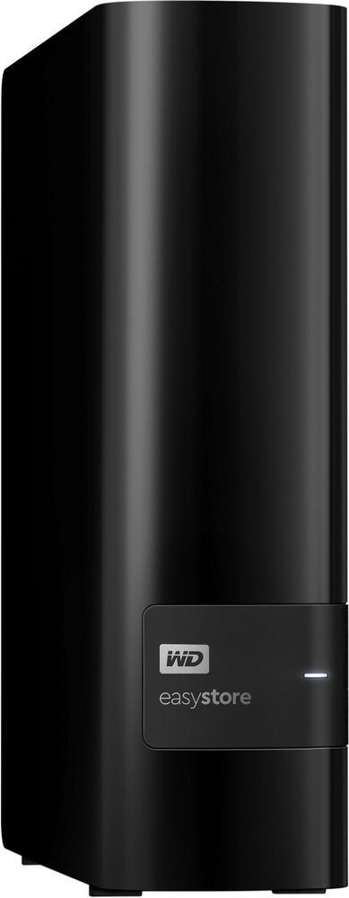 WD - easystore® 4TB External USB 3.0 Hard Drive (Black) - $84.99 + Free Shipping @ bestbuy.com