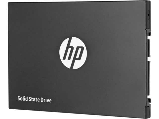 """HP S700 Pro 2.5"""" 256GB SATA III 3D NAND Internal Solid State Drive - $55.99 + Free Shipping (with coupon PICKDADSGIFT)"""
